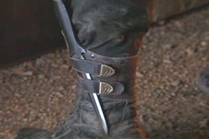 Boot Knife for Self Defense